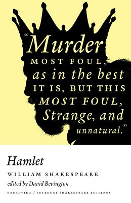 Hamlet - Shakespeare, William, and Bevington, David (Editor)