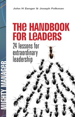 Handbook for Leaders - Zenger, John H