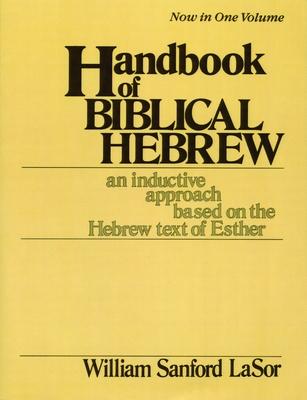 Handbook of Biblical Hebrew - Lasor, William Sanford
