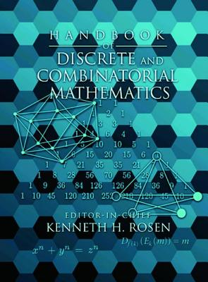 Handbook of Discrete and Combinatorial Mathematics, Second Edition - Rosen, Kenneth H, Dr.