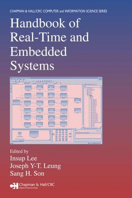 Handbook of Real-Time and Embedded Systems - Lee, Insup (Editor)