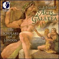 Handel: Acis and Galatea - Alayne Leslie (oboe); Jan Spencer (violone); Nancy Hadden (flute); Nancy Hadden (recorder); Pal Banda (cello);...