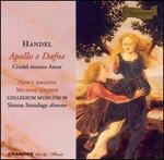 Handel: Apollo e Dafne; Crudel tiranno Amor