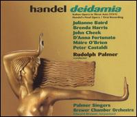 Handel: Deidamia - Brenda Harris (vocals); D'Anna Fortunato (vocals); John Cheek (vocals); Julianne Baird (vocals); Palmer Singers;...