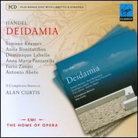 Handel: Deidamia - Anna Bonitatibus (vocals); Anna-Maria Panzarella (vocals); Antonio Abete (vocals); Dominique Labelle (vocals);...