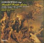 Handel: Heroic Arias - Andrew Clark (baroque horn); Catherine Mackintosh (violin); James Bowman (counter tenor); Jeremy Ward (bassoon);...