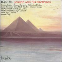 Handel: Joseph and His Brethren - Catherine Denley (mezzo-soprano); Connor Burrowes (treble); James Bowman (counter tenor); John Mark Ainsley (tenor);...
