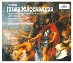 Handel: Judas Maccabaeus - Adrian Beers (double bass); Alan Halverson (continuo organ); Christopher Keyte (bass); Colin Tilney (harpsichord); Felicity Palmer (soprano); Janet Baker (contralto); John Shirley-Quirk (bass); John Wilbraham (trumpet); Michael Davis (violin)