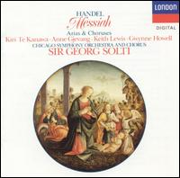Handel: Messiah (Arias and Choruses) - Sir Georg Solti