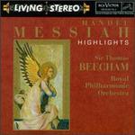 Handel: Messiah [Highlights] - Giorgio Tozzi (bass); Jennifer Vyvyan (soprano); Jon Vickers (tenor); Monica Sinclair (mezzo-soprano);...