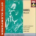 Handel: Messiah - Elisabeth Schwarzkopf (soprano); Grace Hoffmann (vocals); Jerome Hines (bass); Nicolai Gedda (tenor); Philharmonia Orchestra;...