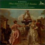 Handel: Oboe Concertos & Sonatas