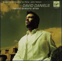Handel: Oratorio Arias - David Daniels (counter tenor); Ensemble Orchestral de Paris; Federico Marincola (theorbo)