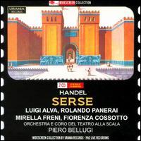 Handel: Serse - Fiorenza Cossotto (vocals); Franco Calabrese (vocals); Graziella Sciutti (vocals); Irene Companez (vocals);...