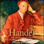 Handel: The Chamber Music, Vol. 2 - The Violin Sonatas; The Oboe Sonatas