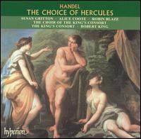 Handel: The Choice of Hercules - Alice Coote (mezzo-soprano); Charles Daniels (tenor); Peter Harvey (bass); Robin Blaze (counter tenor);...