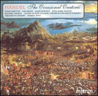 Handel: The Occasional Oratorio - James Bowman (counter tenor); John Mark Ainsley (tenor); Lisa Milne (soprano); Michael George (bass);...
