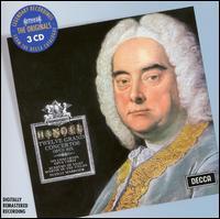 Handel: Twelve Grand Concertos, Op. 6; Six Concertos, Op. 3 - Alan Loveday (violin); Andrew Davis (organ); Andrew McGee (violin); George Malcolm (organ); George Malcolm (harpsichord);...