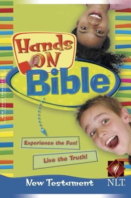 Hands-On New Testament-NLT - Tyndale House Publishers (Creator)