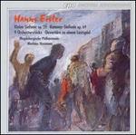 Hanns Eisler: Orchestral Works