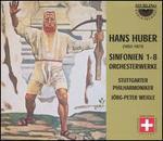 Hans Huber: Sinfonien 1-8, Orchesterwerke