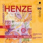 Hans Werner Henze: Chamber Music, Vol. 1
