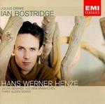 Hans Werner Henze: Songs