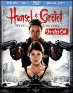 Hansel & Gretel: Witch Hunters [Unrated] [Includes Digital Copy] [UltraViolet] [Blu-ray/DVD] - Tommy Wirkola