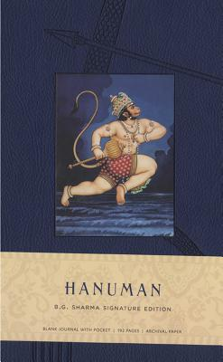 Hanuman: B.G. Sharma Signature Edition - Sharma, B G (Illustrator)