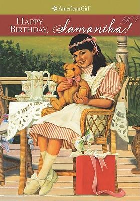 Happy Birthday, Samantha: A Springtime Story - Tripp, Valerie, and Thieme, Jeanne (Editor), and Niles, Nancy (Illustrator)