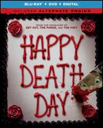 Happy Death Day [Includes Digital Copy] [Blu-ray/DVD] - Christopher Landon