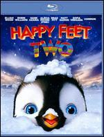 Happy Feet Two [With Digital Copy] [UltraViolet] [Includes Digital Copy] [Blu-ray]