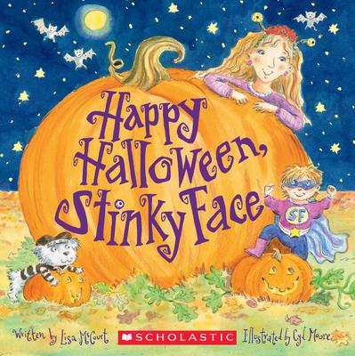 Happy Halloween, Stinky Face - McCourt, Lisa