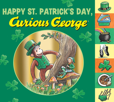 Happy St. Patrick's Day, Curious George - Rey, H A