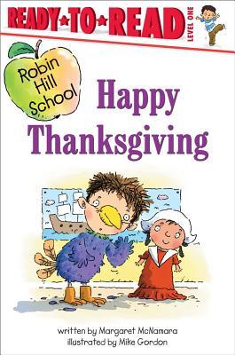 Happy Thanksgiving - McNamara, Margaret