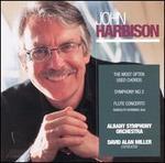 Harbison: Symphony No. 3; Flute Concerto