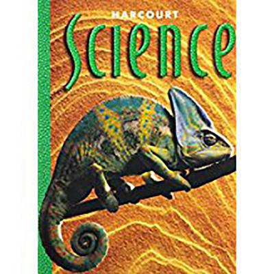 Harcourt School Publishers Science: Student Edition Grade 4 2000 - HSP