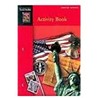 Harcourt School Publishers Social Studies: Student Edition Activity Book United States Grade 5 - Harcourt Brace