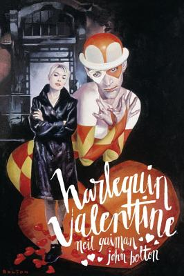 Harlequin Valentine - Gaiman, Neil