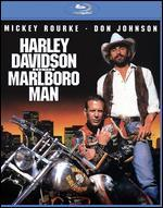 Harley Davidson and the Marlboro Man [Blu-ray]