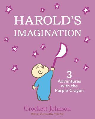 Harold's Imagination: 3 Adventures with the Purple Crayon -