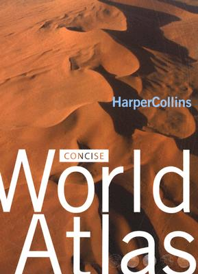 HarperCollins Concise World Atlas - Harper Collins (UK)