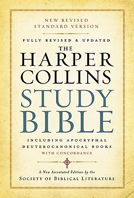 HarperCollins Study Bible-NRSV - Attridge, Harold W, and Society of Biblical Literature