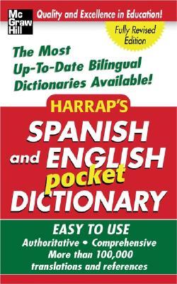 Harrap's Spanish and English Pocket Dictionary - McGraw-Hill (Creator)
