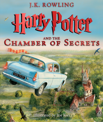 Harry Potter and the Chamber of Secrets: The Illustrated Edition (Illustrated), 2 - Rowling, J K