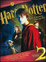 Harry Potter and the Chamber of Secrets [WS] [Ultimate Edition] [4 Discs] [With Book]