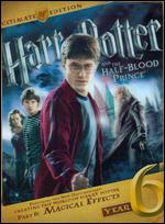 Harry Potter and the Half-Blood Prince [WS] [Ultimate Edition] [3 Discs] [Includes Digital Copy] - David Yates