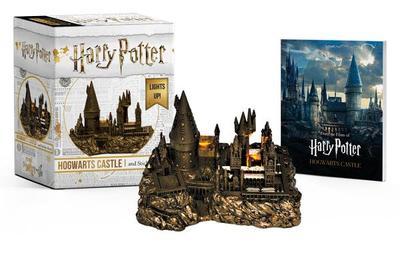 Harry Potter Hogwarts Castle and Sticker Book: Lights Up! - Running Press