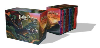 Harry Potter Paperback Boxed Set: Books 1-7