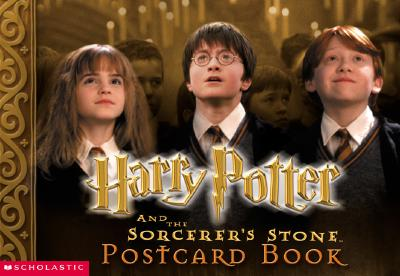 Harry Potter Postcard Book - Scholastic Books (Manufactured by)